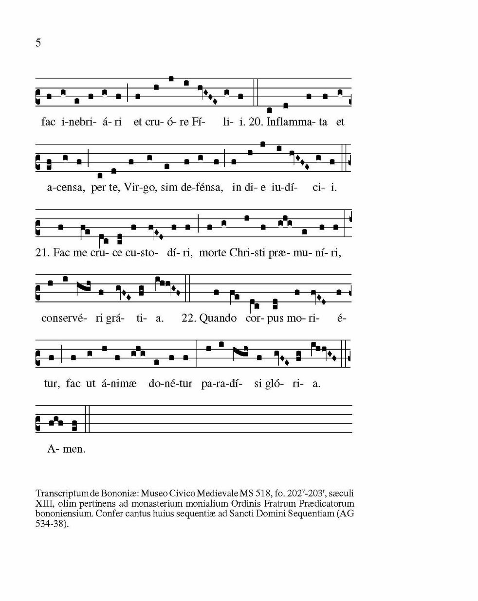 New liturgical movement recent discoveries on the origins of the images of the newly discovered 13th century stabat mater i am aware that these images are a bit blurry if you click on them or download them fandeluxe Choice Image