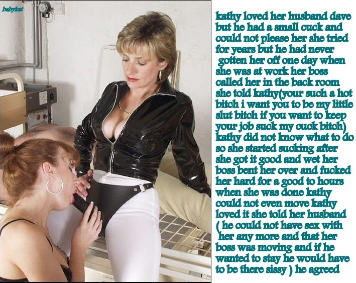 sex slave captions Sissy pet