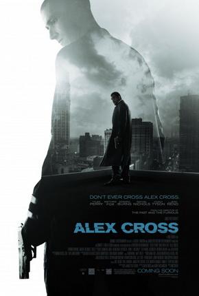 Alex Cross นรกพันธุ์แท้ [ ซูม ]