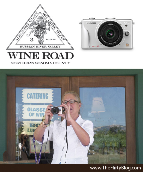 The Wine Road's New Lumix GF2 Camera