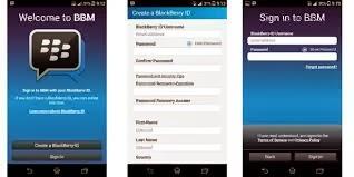 Cara Install BBM Untuk Android dan iPhone/iOS dengan Mudah dan Lengkap