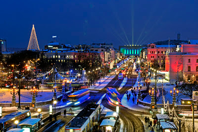 Viaggio a Goteborg