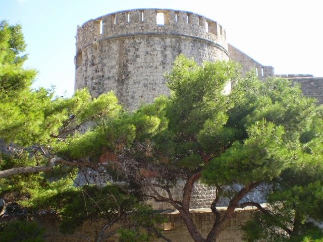 Стены-Дубровника