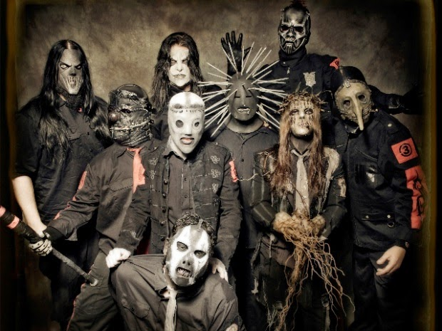 slipknot - band