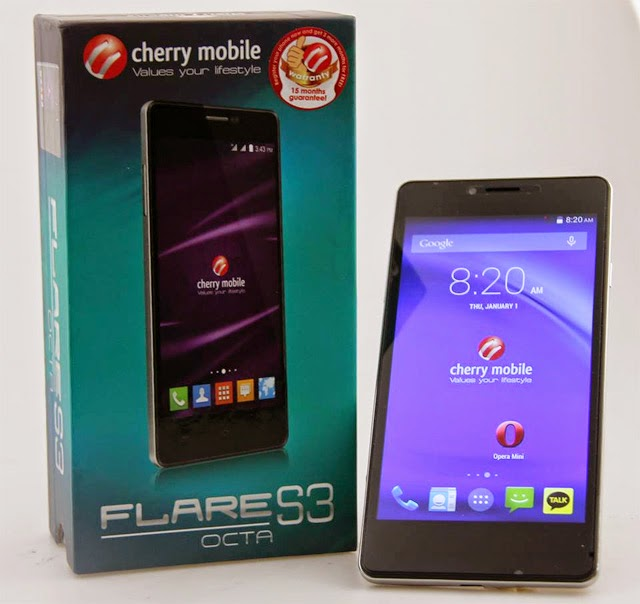 First octa core flare the cherry mobile flare s3 octa now official