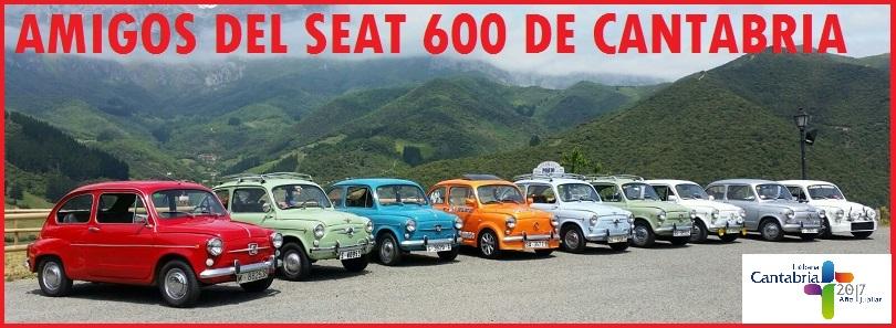 Amigos Seat 600 Cantabria