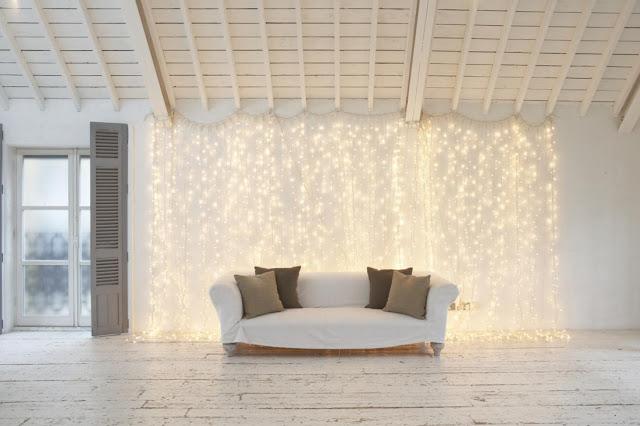 atelier rue verte le blog un mur de lumi re. Black Bedroom Furniture Sets. Home Design Ideas