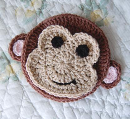 Monkey Applique Pattern Free Appliq Patterns
