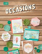 Occasions 2017 Catalogue