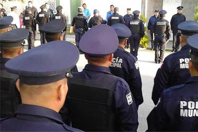 Denuncian a policías municipales de Zacatlán ante la CDH