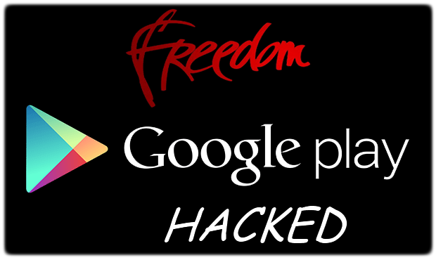 Freedom Google Play in-App Purchase Hacking v0.9.8b APK İndir