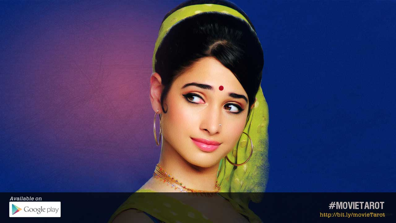 Go Back > Pix For > Hot Tamanna In Himmatwala In Yellow Saree
