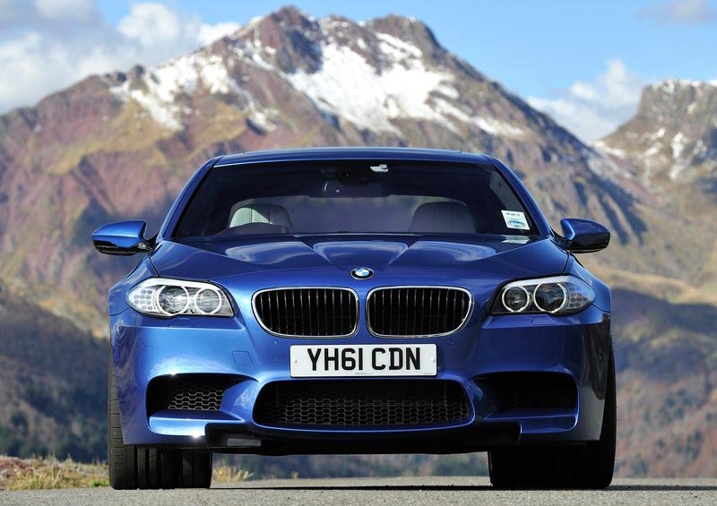 BMW M5 UK Version  2012