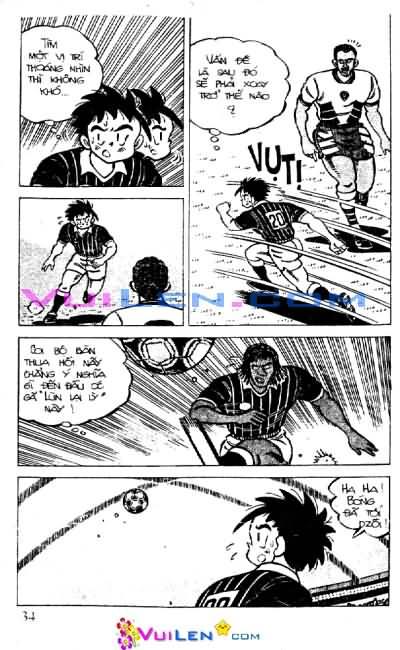 Jindodinho - Đường Dẫn Đến Khung Thành III  Tập 48 page 34 Congtruyen24h