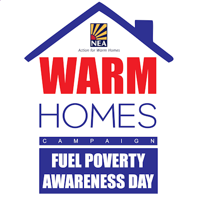 Warm homes campaign team logo