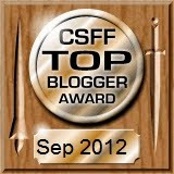 New Blogging Award!