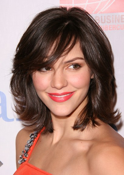 Short hairstyles 2012: October 2012