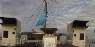 Obor SEA Games Sampai Di Palembang
