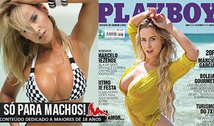 Lola Melnick Fotos Nua Playboy Dezembro 2014