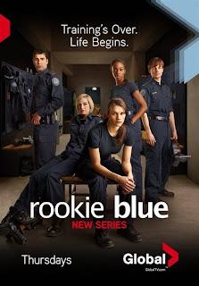 ROOKIE BLUE 4x11