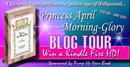 Princess april morning glory by letitia fairbanks kindle fire giveaway fandeluxe Choice Image