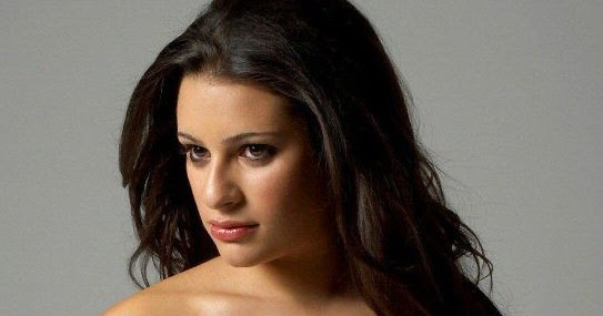 naked pictures of lea michele