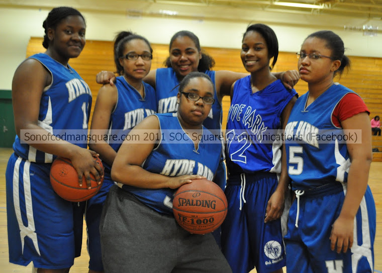2010-11 Hyde Park High Girls Basketball Team!