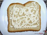 Sándwich especial de atún con mayonesa