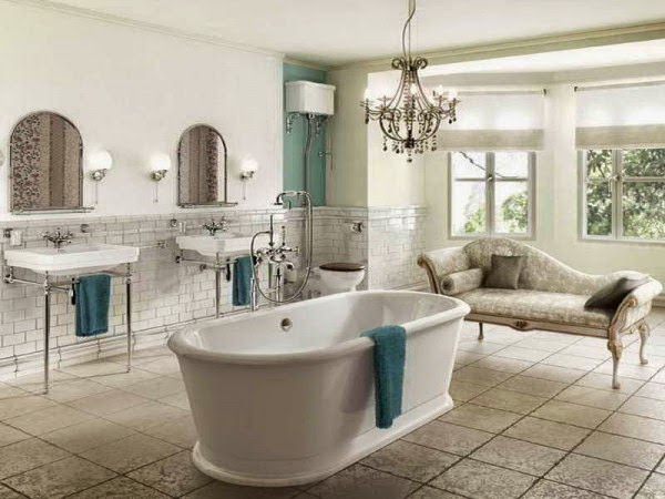 Tips to make your bathroom looks Fantastic with Claw foot bathtub