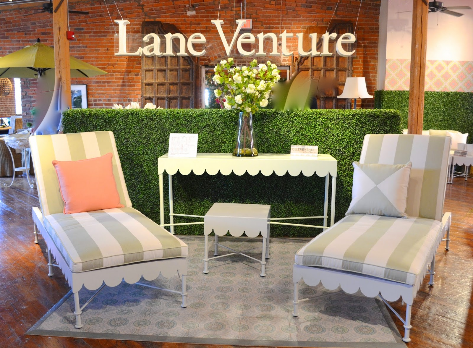 Celerie Kemble For Lane Venture