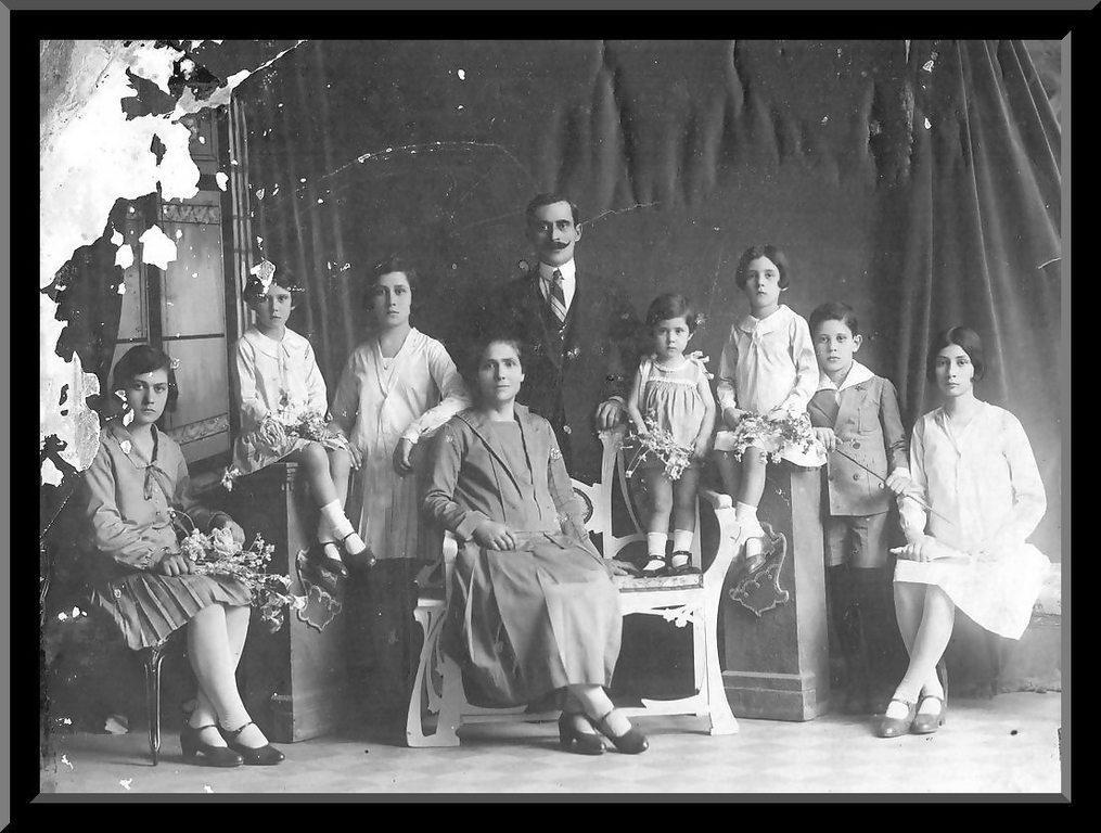 Inmigraciòn 1900