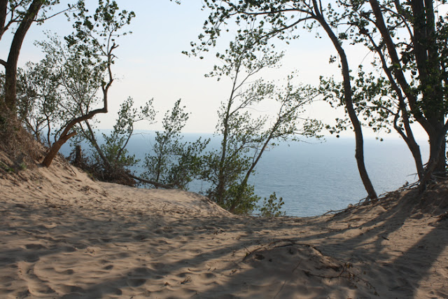 Sleeping Bear Dunes Michigan Empire National Lakeshore