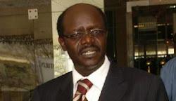 Dr. Mukhisa Kituyi from Kenya