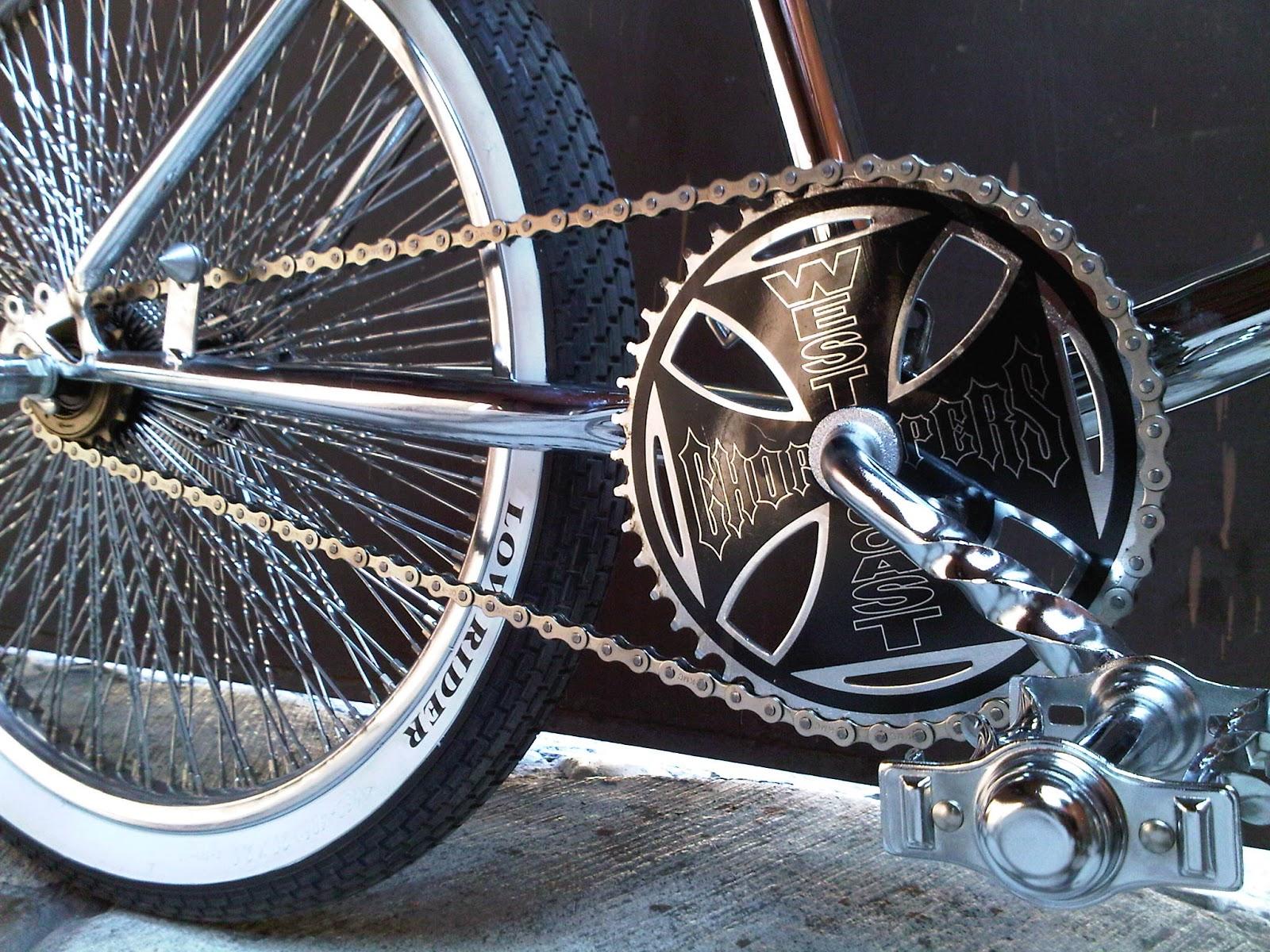 Armado de bicicleta lowrider desde cero custom projektz for Bicicletas antiguas nuevas
