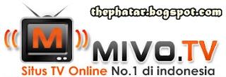 "Mivo TV Situs No.1 Di Indonesia ""TV Online"""