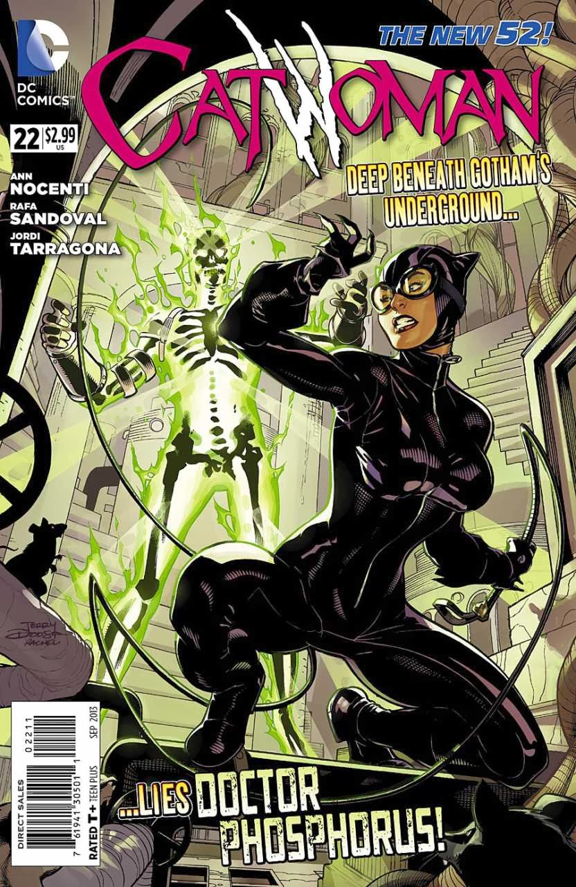 CATWOMAN#22