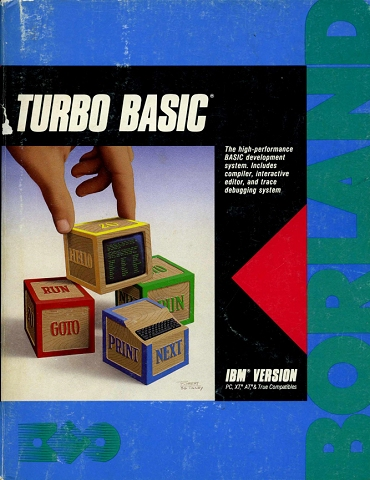 Borland Turbo Basic Manual