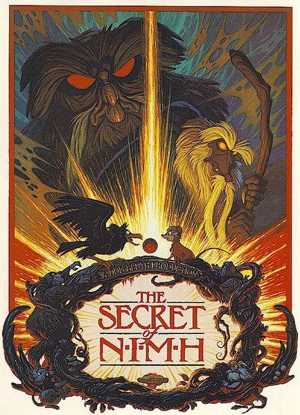 The secret of nimh 2 snake