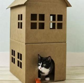http://todiyornottodiy.blogspot.pt/2013/10/casa-de-cartao-para-gatos.html