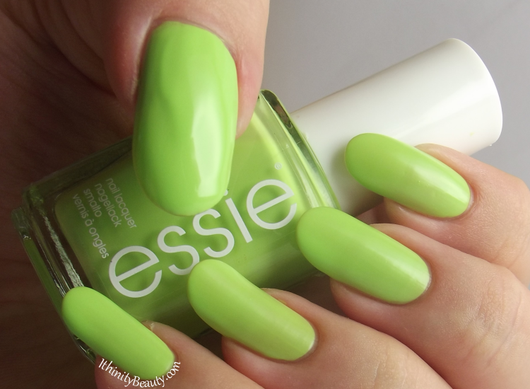 Essie: Vibrant Vibes Swatch & Review /5 | IthinityBeauty.com Nail ...