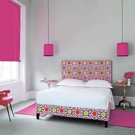Bedroom Wallpaper Colour Schemes