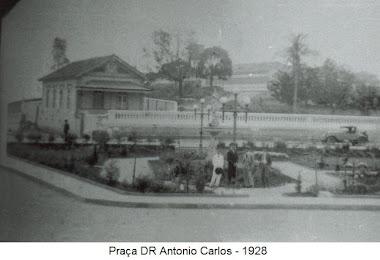 PRACA ANTONIO CARLOS EM 1920