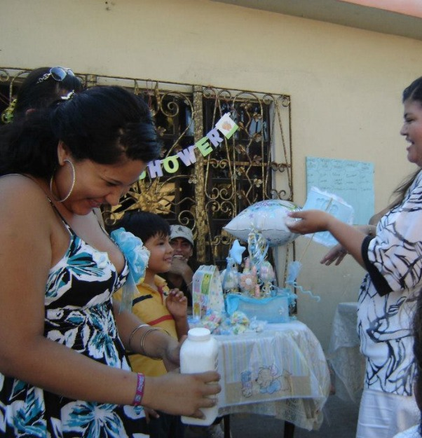 México a través de la mirada de una cubana: Baby Shower en México
