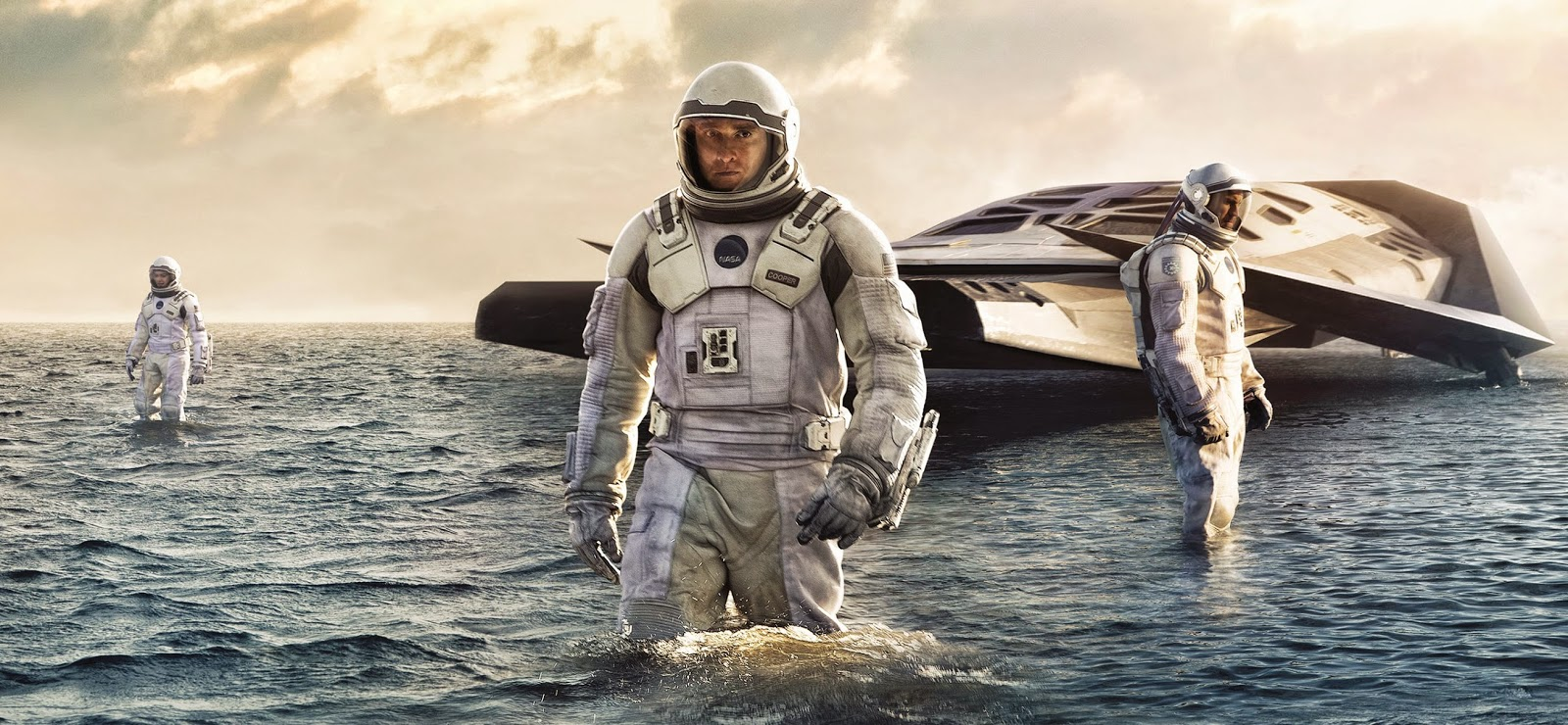 Interestelar | Mais cenas inéditas em novo trailer da ficção cientifica espacial de Christopher Nolan