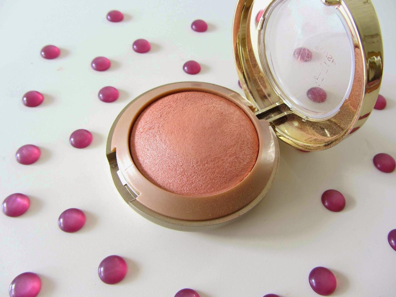 makeup blush milani baked blush luminoso