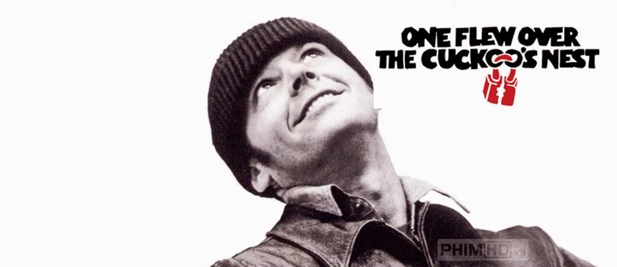Phim Bay Trên Tổ Chim Cúc Cu VietSub HD | One Flew Over The Cuckoos Nest 1975