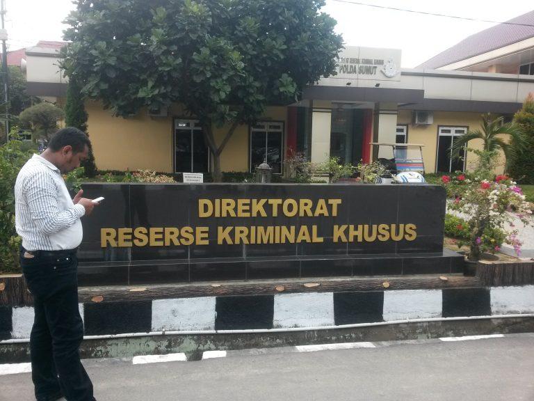 Omset Puluhan Juta Perhari, Bos Judi Online Ditangkap Polda Sumut