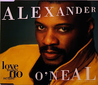 Alexander O\'Neal - Love Makes No Sense (CDM) (1993)