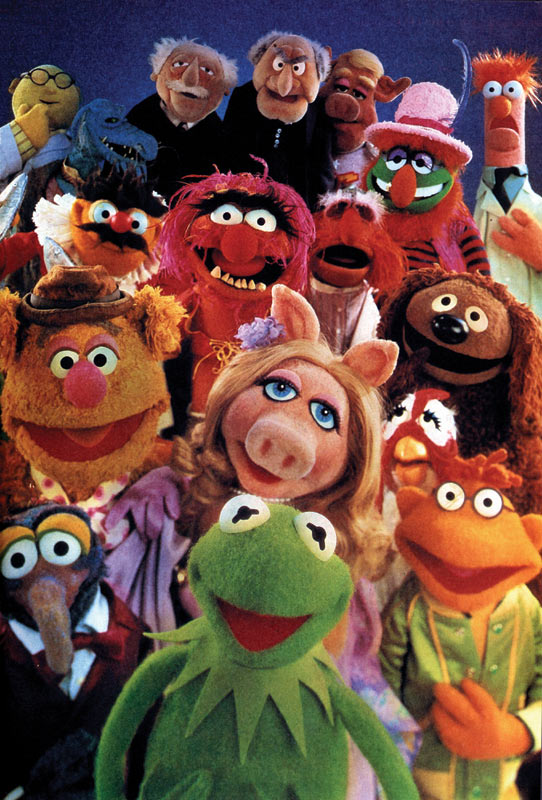 Los Muppets (2011)