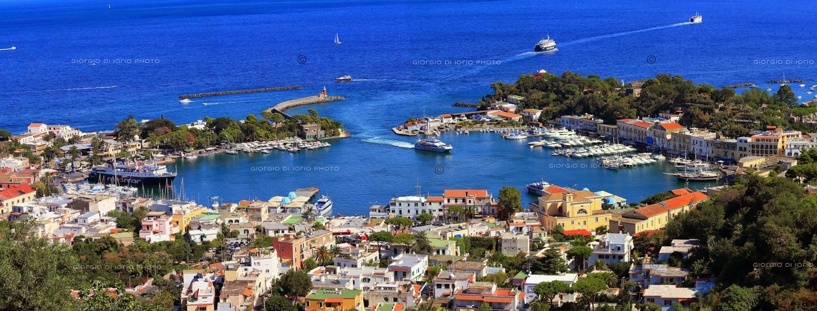 Ischia, il Porto